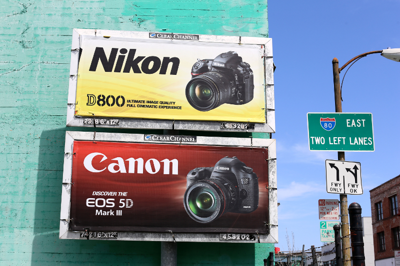 Are you a Canon or Nikon Photographer?